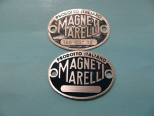Magneti Marelli Raised letter Horn Tag Price: $120 each