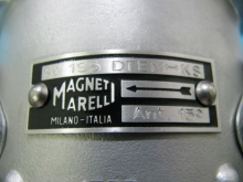Magneti Marelli Distributor raised letter tag with stamping Price: $120 each