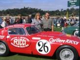1953 Ferrari 340/375MM No. 0322/AM